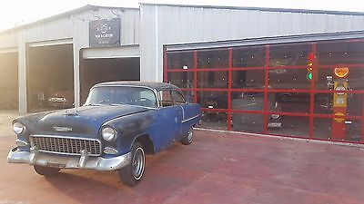 1955 Chevrolet Bel Air/150/210  1955 chevy