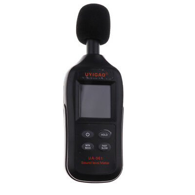 35-135dB Portable Digital Sound Level Noise Decibel DB Monitor Meter Tester