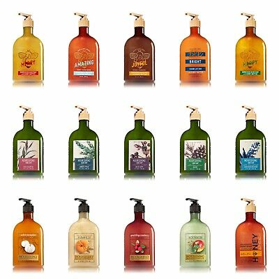 NEW Bath and Body Works Nourishing Hand Soaps FALL 2017 SCENTS