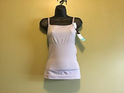 Spanx Assets All Around Smoothers Shaping Camisole Wisteria Size Large - NWT
