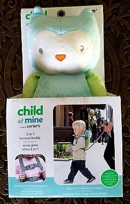 CARTER'S CHILD OF MINE 2 in 1 Harness Buddy