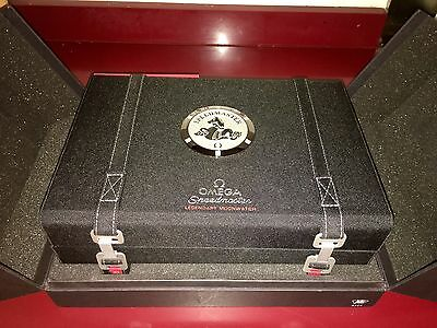 Brand New Omega Speedmaster Moon Watch Box Set - For Collectors Only