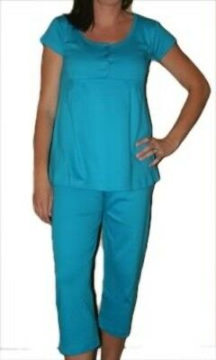 NEW Jade Maternity & Nursing Pajamas set -size Small