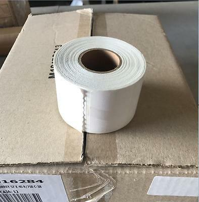 Blank Thermal Label for Detecto DL1030P, 1 Case (12 ROLLS)