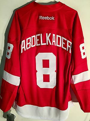 REEBOK REPLICA NHL Jersey Detroit Redwings Jimmy Howard Red sz XL ... 75006ea3c