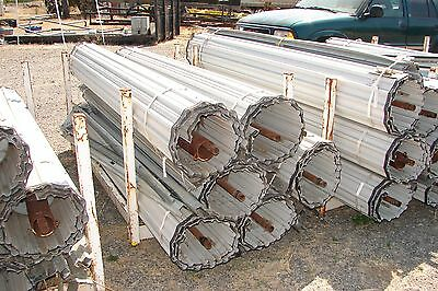 Roll Right Roll Up Doors 8' Wide x 7' Tall With Rails & Stops
