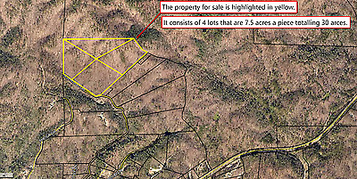 30 Acre Lot 1000 Feet Road Frontage 57% Less Than Other lots in Area Investors