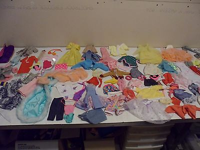 HUGE LOT OF MIXED  Barbie Doll Clothes AND ACCESSORIES