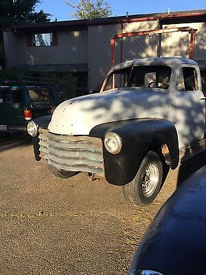 1952 Chevrolet Other Pickups Clean original rat rod hot rod 1952 chevy truck