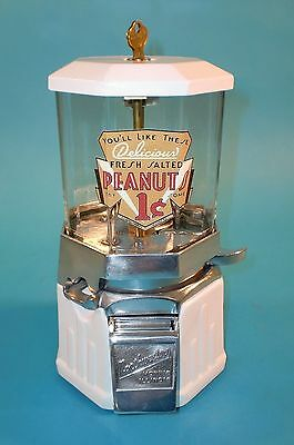 Vintage Antique 1933 Model Junior Northwestern Peanut Machine