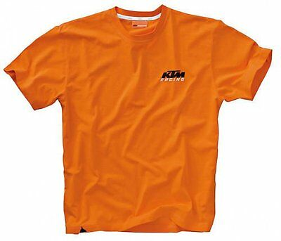 Camiseta Ktm Racing Naranja