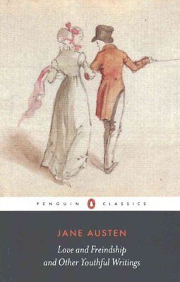 Love and Freindship And Other Youthful Writings by Jane Austen 9780141395111