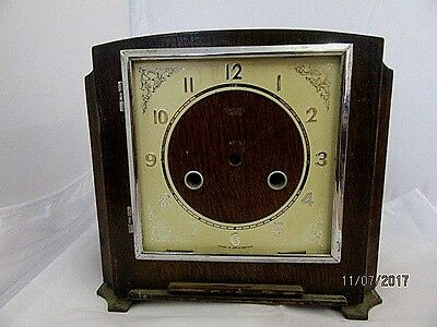 Mantel Clock Case