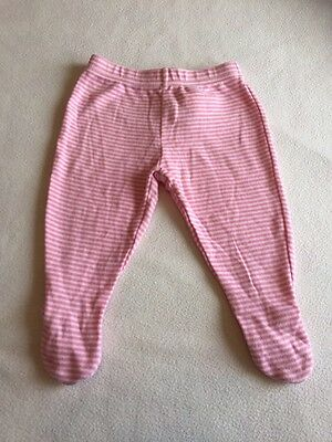 Baby Girls Clothes 0-3 Months - Cute All In One  Trousers