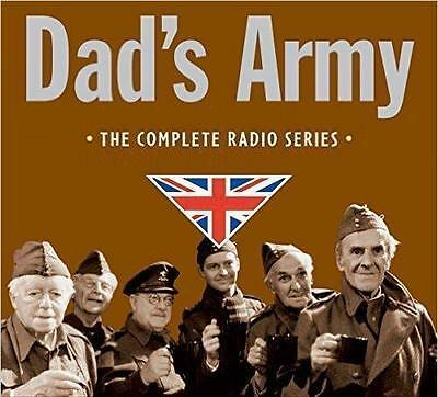 DADS ARMY The Complete Collection of 73 Old Time Radio shows AUDIO MP3 CD