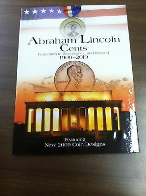 Whitman Lincoln Cent Bicentennial Coin Folder, NEW!!!