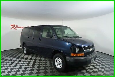 2010 Chevrolet Express LS RWD Van 64017 Miles 2010 Chevrolet Express 2500 LS RWD V8 Van 3rd Row Cloth Interior