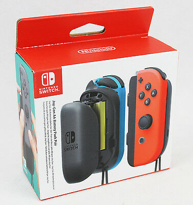 Nintendo Switch Joy-Con AA Battery Pack Accessory Pair, HAC-A-AJ2AA(EUR)