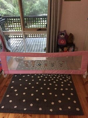 Toddler Bed Guard Rail