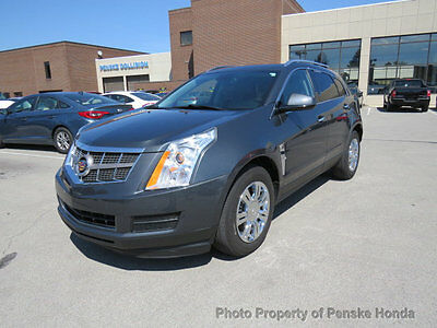 2012 Cadillac SRX FWD 4dr Luxury Collection FWD 4dr Luxury Collection SUV Automatic V6 Cyl GRAY