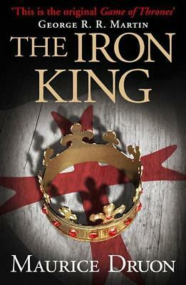 NEW The Iron King By Maurice Druon Paperback Free Shipping