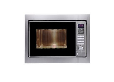 Venini GEMG28TK 60cm Stainless Steel Built -In Microwave with Grill