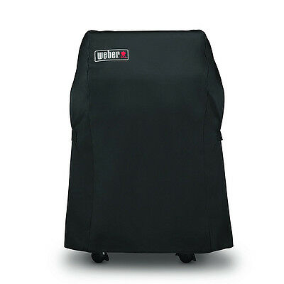 Weber 7105 Grill Cover with Black Storage Bag for Spirit 210 Series Gas Grils