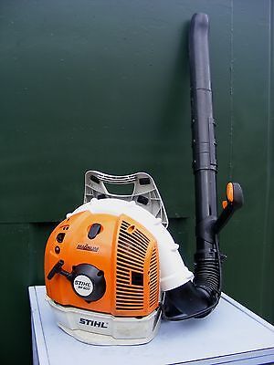 Stihl Br600 Magnum Back Pack Leaf Blower