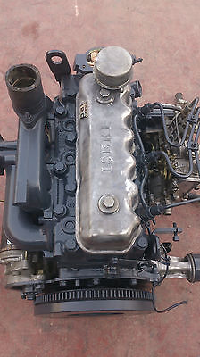 Iseki Original / E3Af1 Engine / Used