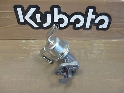 Fuel Pump Support Original Kubota