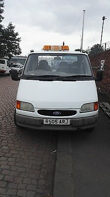 1998-Ford transit recovery truck 2.5 non turbo