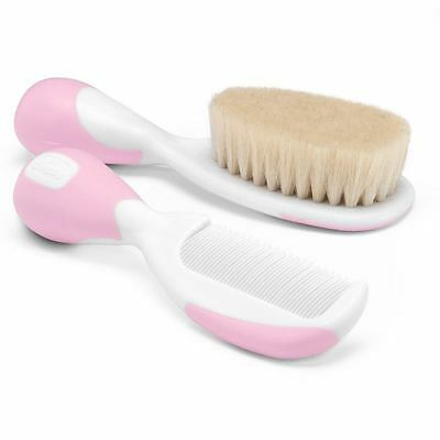 Chicco Comb And Brush Pink