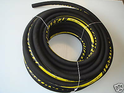 "SUPA Genuine Hodge Clemco Shot Blast Hose 30 Mtr 1/""1//4 int 12 BAR 1.7//8/"" Ext"