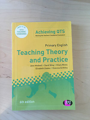Primary English: Teaching Theory and Practice (Achieving QTS Series) by Medwell