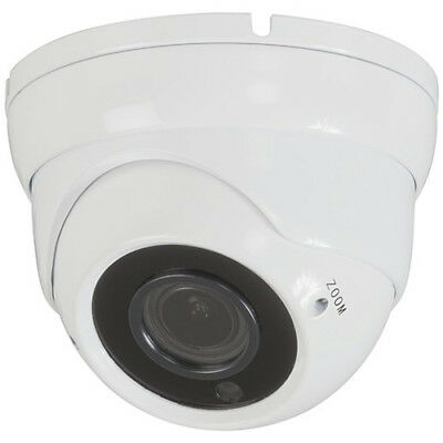 Techview 1080p AHD Starlight Dome Camera