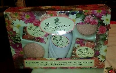 EDENFIELD Escential gift set soap