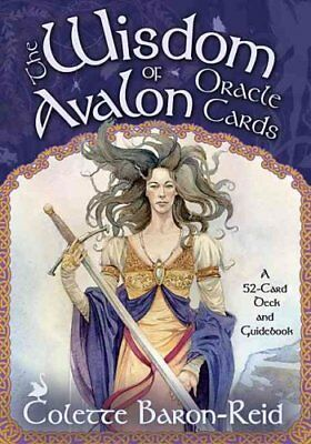 Wisdom Of Avalon Oracle Cards by Colette Baron-Reid 9781401910426 (Cards, 2007)