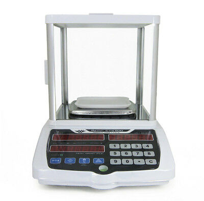 My Weigh CTS 600 Precison Lab Balance Top Loader Counting Scale 600g x 0.01g