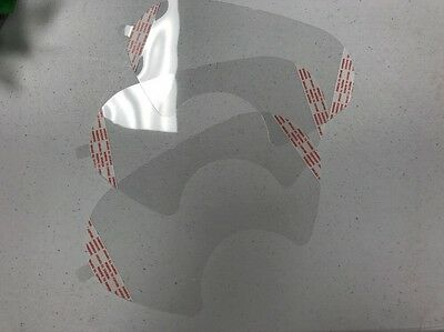 3m 6885 Lens Protectors Fits 6700/6800/6900 Masks Made In USA (3 Pack) Free Ship