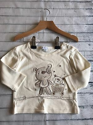 Unisex Baby Clothes 6-9  Months - Pretty  T Shirt Top - New