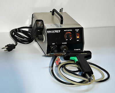 Hakko Model 707 Desoldering Station