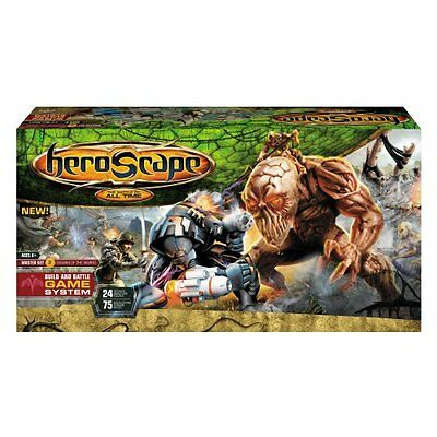 HEROSCAPE SWARM OF THE MARRO GAME SET New MIB
