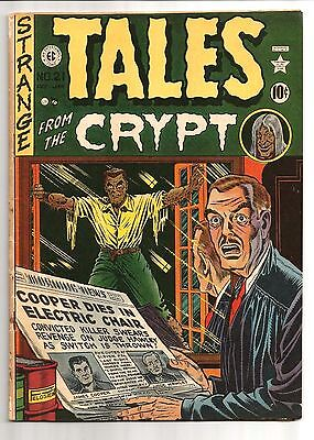 Tales From The Crypt 21 EC Golden Age
