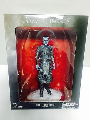"GAME OF THRONES THE NIGHT KING 8"" inch STATUE FIGURE DARK HORSE 20cm"