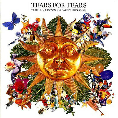 (CD) Tears For Fears - Tears Roll Down: (Greatest Hits 82-92)