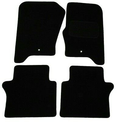 Landrover Range Rover Sport 08 ON Fully Tailored Black Car Mats