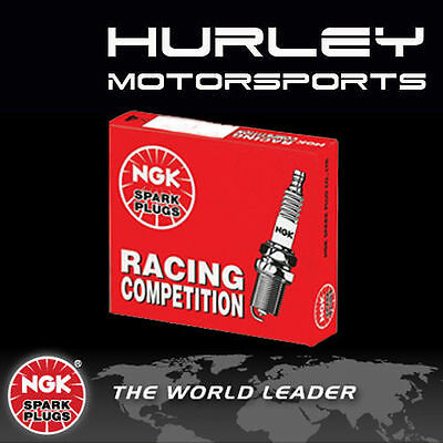 NGK Racing Competition Spark Plugs - Stock #5583 - R6254E-9 - Qty (4)
