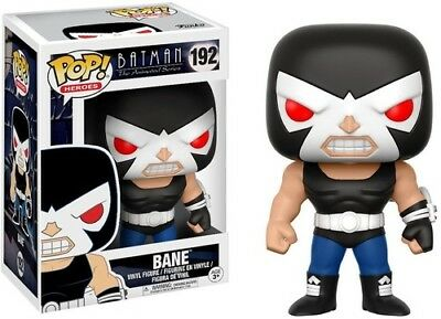 FUNKO POP! HEROES: ANIMATED BATMAN - BANE [New Toy] Vinyl Figure