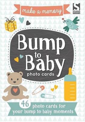 Make A Memory: Bump To Baby Photo  Ac New