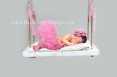 Newborn Swing  photo prop baby photography prop  hand made